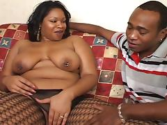 Black couple oral sex