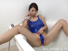 Bath, Asian, Babe, Bath, Japanese, Masturbation