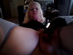 pinup milf pleases herself on exam table part two tube porn video