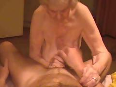 Dutch Granny tube porn video