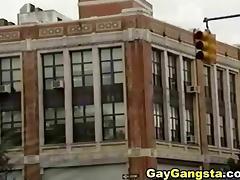 Horny Ghetto Gay Gangsta Hardcore Anal Sex tube porn video