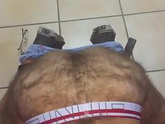 Verbal Bear Master Breeds Hairy Slave Ass