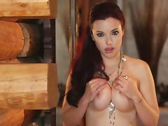 Sorority Cowgirl with Elizabeth Marxs tube porn video