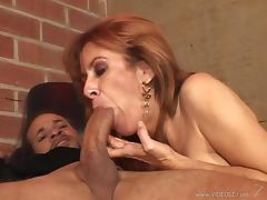 Cougar, Big Cock, Blowjob, Cougar, Couple, Hardcore