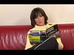 Hot British Mom fucks young boy tube porn video