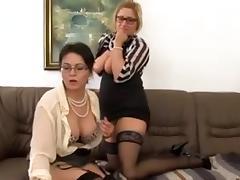 Lady, German, Hardcore, Lady