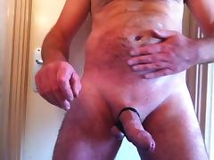 bound cock with cum tube porn video