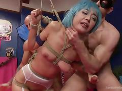 marica gets pounded by angry gang porn tube video