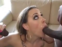 Chanel Preston DP Interracial tube porn video
