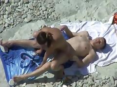 Beach, Beach, Public, Voyeur