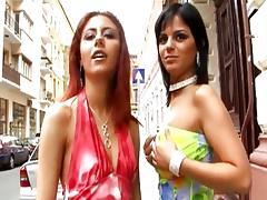 black angelika group tube porn video