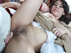 Big Cock, Big Cock, Big Tits, Boobs, Brunette, Deepthroat