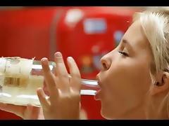 bottle pussy rub tube porn video