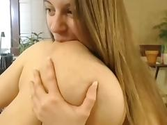 I'm teasing on amateur web cams with my huge bazongas