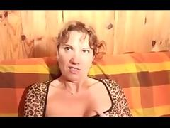 Amateur - Mature Dble Anal & Vag CIM Facial MMF Threesome