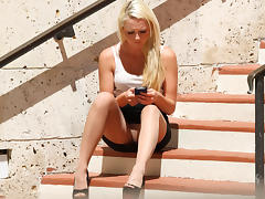 PantyhosePops Video: Ashley Stone tube porn video