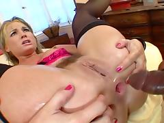 Anal, Anal, French Teen