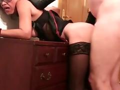Granny Anal, Anal, Asian, Ass, BDSM, Creampie