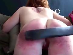 Big Ass, Ass, BDSM, Big Ass, Extreme, Punishment
