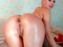Anal Toys, Amateur, Anal, Ass, Assfucking, Blonde