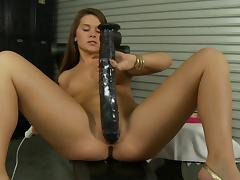 Superb blondes masturbating using toys and vibrators in this compilation