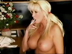 Sexy Smoking Celeste Webshow