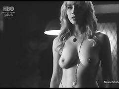 Simone Spoladore nude - Magnifica 70 S01E01