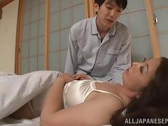 Japanese mature milf sex