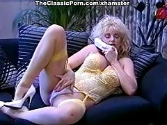 Chessie Moore, Dusty, Bridgett Monroe in classic sex scene