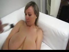 Casting, Amateur, Audition, Casting, Saggy Tits, Interview
