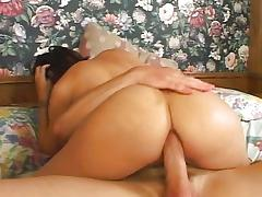 Veronica Jett wakes up to a hard cock