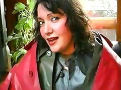 Dolores in Klepper und Gummi tube porn video