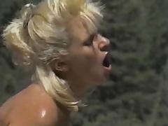 Beach, Beach, Bitch, Hairy, Whore, Vintage