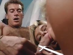 Victoria Paris in a retro  FFM  scene porn tube video