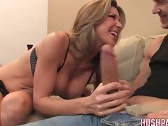 Big Cock, Big Cock, Blonde, Hardcore, Mature, MILF