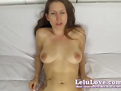 She virtually seduces sucks and fucks you. :)