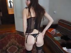 Girlfriend Amateur Striptease