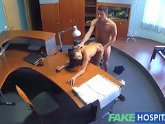 FakeHospital Nurse cures studs depression by letting him cum
