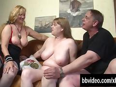 Fat german couple fucking tube porn video