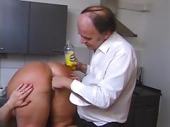 Mature insertions tube porn video