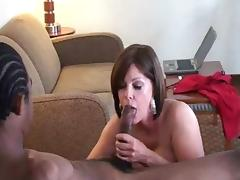 fit mature wife & young bbc