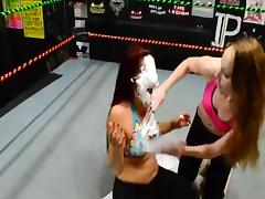 whip cream ass smother & stinface