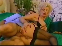 Mature Sexy stockings and fisting