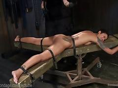 Skin Diamond Squirting Punishment tube porn video