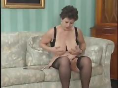 Mom and Boy, Anal, Fisting, Fucking, German, Mature