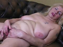 Big Tits, Big Tits, Boobs, German, Granny, Hairy