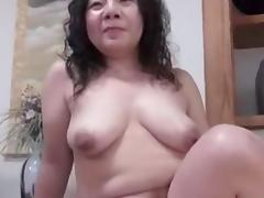 Japanese ugly BBW Mature Creampie Junko fuse 46years tube porn video