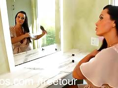 Bigtit bombshell Lisa Ann hot compilation