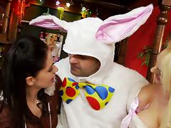 Bunny, Blowjob, Bunny, Costume, Cowgirl, Doggystyle