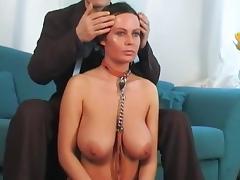 Bondage, BDSM, Bondage, German, Lingerie, Spanking
